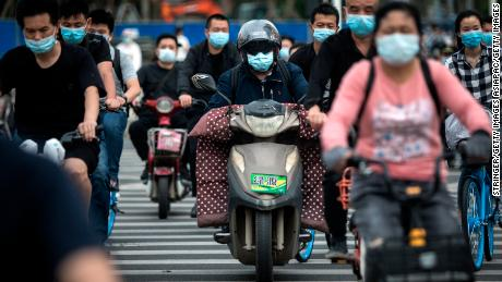 Wuhan to test all residents for coronavirus in 10 days after new cases emerge