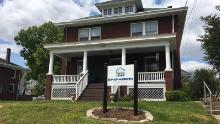 The Shepherd's House in Lexington, Kentucky, was started in 1989 and can treat 37 men at a time.