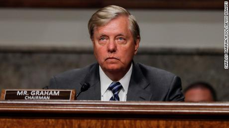 Lindsey Graham wants new probe into Russia investigation to be wrapped before election