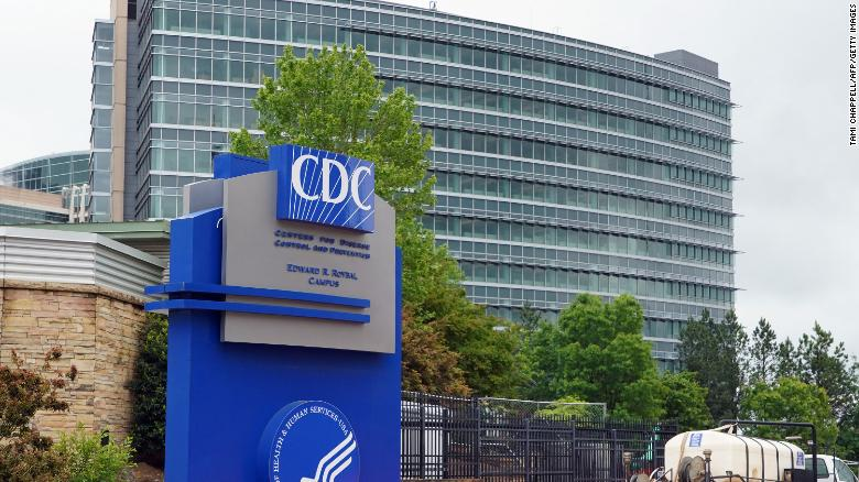 Hospital data to go to White House before CDC