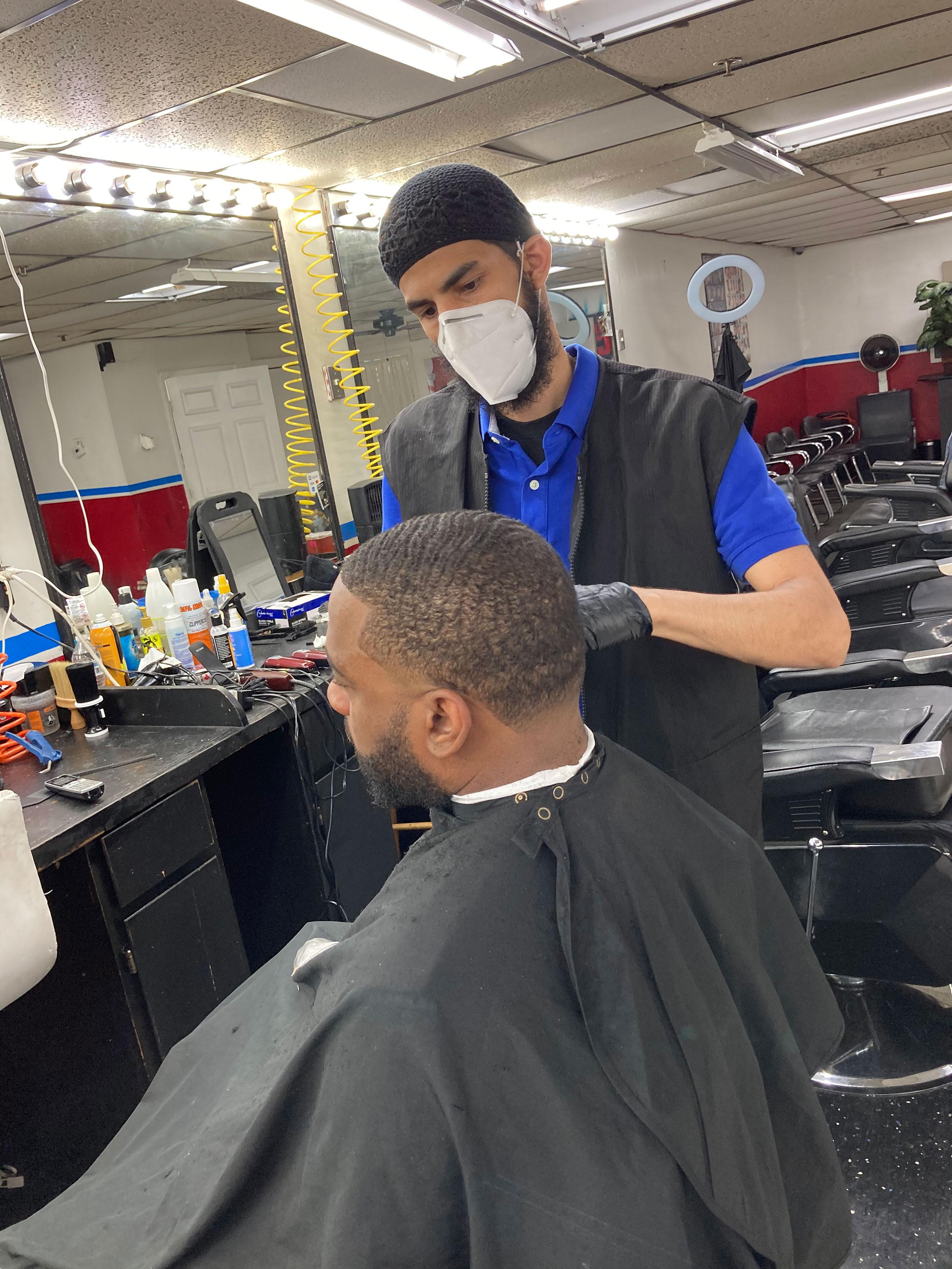 How coronavirus is transforming hair salons and barbershops - CNN
