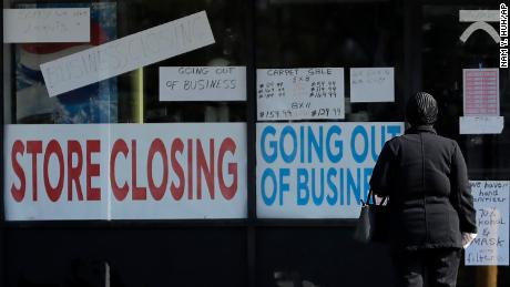 Another 3 million Americans file for unemployment benefits