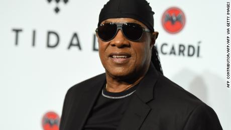 Stevie Wonder releases two songs