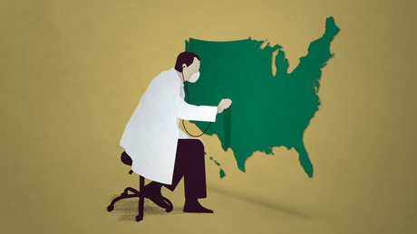 Dr. Sanjay Gupta: If the United States were my patient