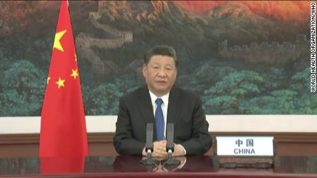 Xi: China has acted transparently on Covid-19 pandemic