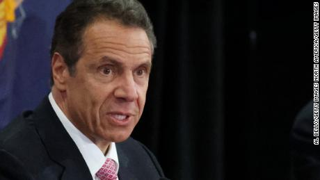 35 words that almost certainly will end Andrew Cuomo's political career