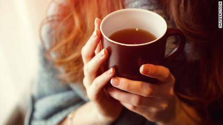 Why drinking tea might just help in a crisis