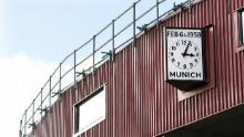 Ceasul din Munchen de la Old Trafford aduce un omagiu celor care și-au pierdut viața în accidentul cu avionul.