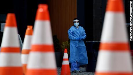 Shutdowns through early April prevented about 60 million US coronavirus infections, study says