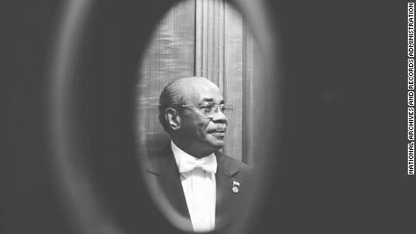 Former White House butler, Wilson Jerman dies of coronavirus