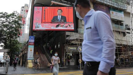 Businesses fear the worst for Hong Kong's future