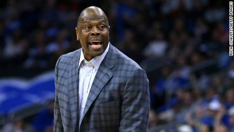 Patrick Ewing has been head coach of the Georgetown Hoyas since 2017