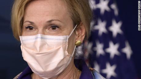 Dr. Deborah Birx's stern warning is a wakeup call
