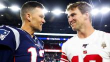Eli Manning s-a alăturat Twitter și s-a distrat imediat de Tom Brady