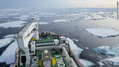 Antarctic ice sheets capable of much faster melting than we thought