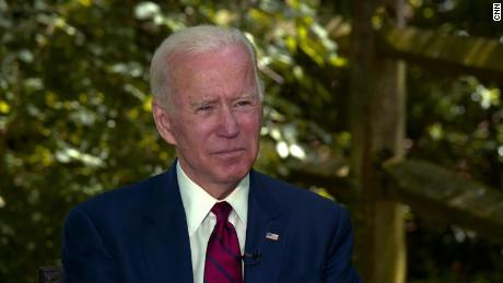 Biden says vice presidential search panel has interviewed 'a lot' of potential running mates