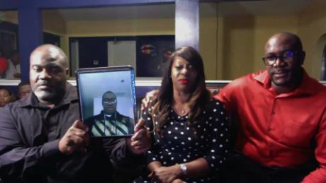 George Floyd's family says four officers involved in his death should be charged with murder
