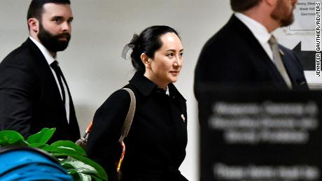 The case to extradite Huawei CFO Meng Wanzhou from Canada to the United States can continue, judge rules