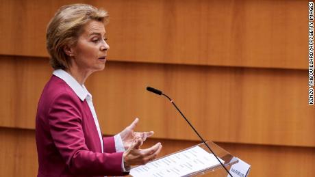 La UE planea gastar $ 825 mil millones para combatir los virus de la corona. Los países gravemente afectados pronto necesitarán ayuda
