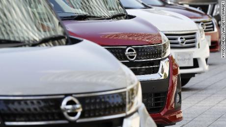 Nissan to cut production capacity by 20% after suffering worst year since 2009