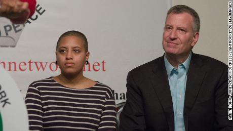 Chiara de Blasio, Bill de Blasio daughter, arrested in George Floyd protest