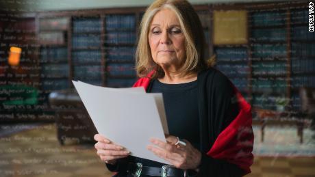 Gloria Steinem in Apple TV+'s 'Dear...'