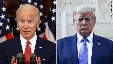 New polls show Joe Biden is winning suburbanites by a historic margin
