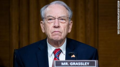 Grassley blocks nominees over Trump's inspector general firings