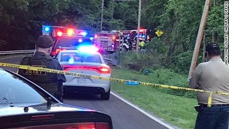 Brothers, ages 6 and 7, killed in crash after stealing grandparents' auto