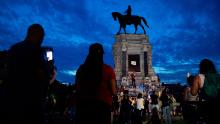 Statue removals show change is coming — even in the capital of the Confederacy