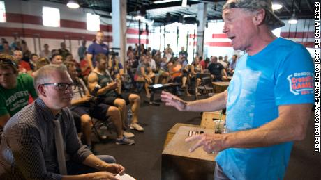 Reebok cuts ties with CrossFit after CEO's controversial tweets about George Floyd