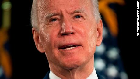 Biden supports removing Confederate names from US military assets