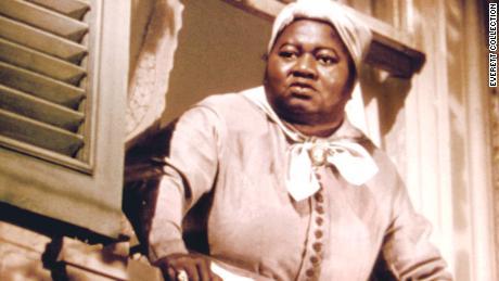 Hattie McDaniel won an Oscar for 'Gone With the Wind.'