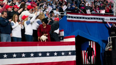 No social distancing, masks optional: Here is what Trump's Tulsa rally will look like