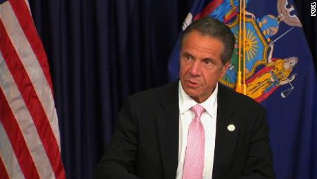 New York Gov. Andrew Cuomo signs package of sweeping police reform bills