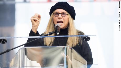 Barbara Streisand invests in Disney for George Floyd's daughter