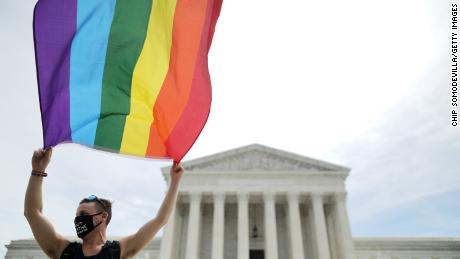 LGBTQ rights may be safe at the Supreme Court -- for now