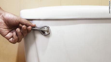 Close the Lid! Flushing Toilets Spreads Coronavirus