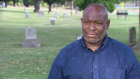 Chief Egunwale Amusan has spent years searching for the remains of hundreds of black Tulsa residents who were massacred in 1921