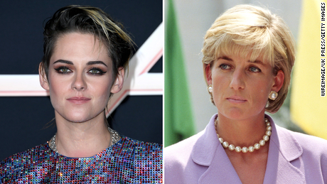 Kristen Stewart set to play Princess Diana in film detailing her split from Prince Charles