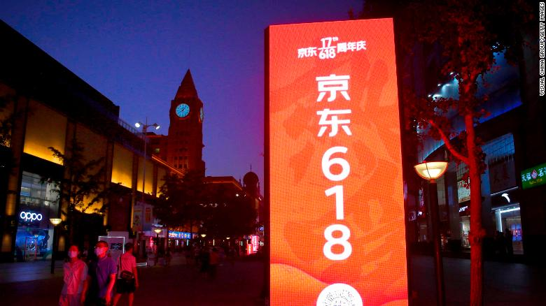 China's Singles day sale online sale expects tens of billions