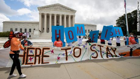 What the Supreme Court's ruling means for DACA participants and immigrants