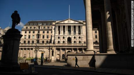 Bank of England joins British companies in apologizing for slavery