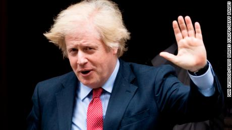 Johnson made a slew of announcements this week.