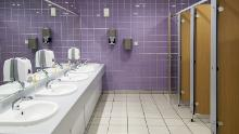 Public restrooms: What you need to know about using them safely amid the pandemic