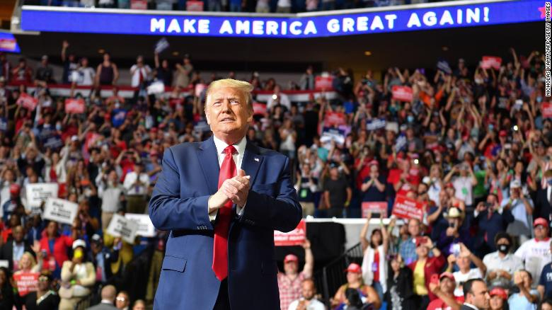 Trump rally likely fueled virus cases, Tulsa official says
