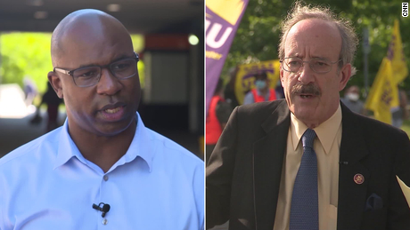 Jamaal Bowman ousts longtime incumbent Eliot Engel in New York