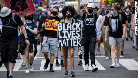 The Black Lives Matter protests preview the politics of a diversifying America