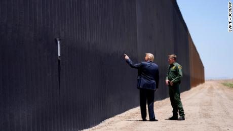 Appeals court: President Trump wrongly diverted $2.5B for border wall