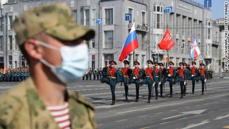 Russia kicks off lavish Victory Day parade following coronavirus delay
